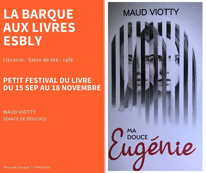 Image pour Petit Festival Librairie LA BARQUE AUX LIVRES