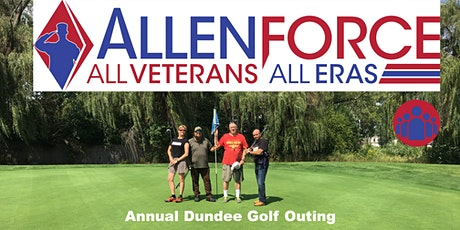 Dundee Golf Outing for AF and HMHB veterans tickets