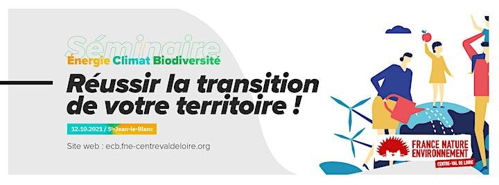 Image pour Réussir la transition de votre territoire ! Énergie, Climat, Biodiversité