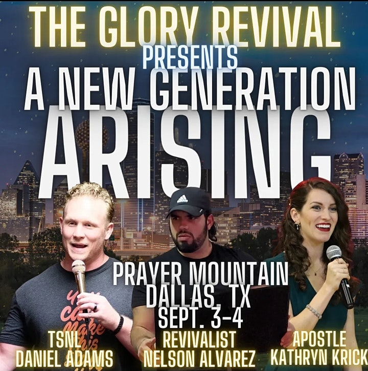 The Glory Revival: A New Generation ARISING! image