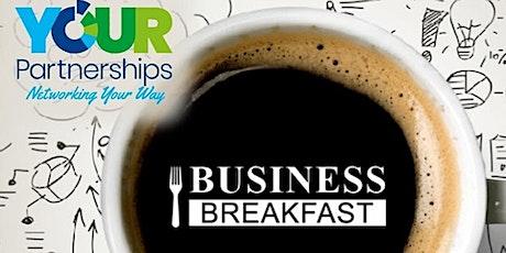 Breakfast Networking Online tickets