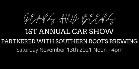 Gears and Beers Car Show tickets