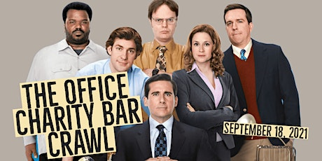 """Bears. Beets. Bar Crawl. """"The Office"""" Charity Bar Crawl in Tremont tickets"""
