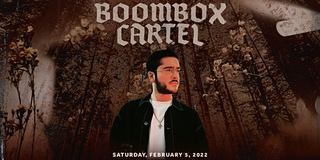 Boombox Cartel tickets
