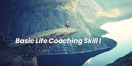 Basic Life Coaching Skill I tickets