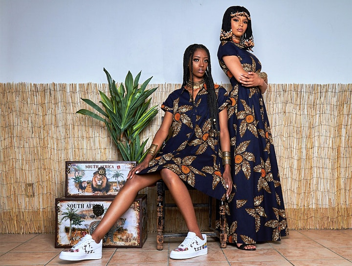 RAHYMA African Clothing Pop Up Shop :MONTREAL image