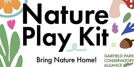 September Nature Play Kit Pickup tickets