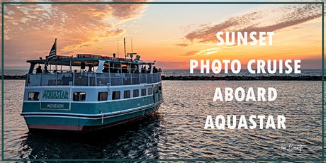 Sunset Photo Cruise Aboard Aquastar! tickets