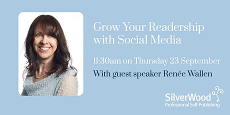 Grow Your Readership with Social Media tickets