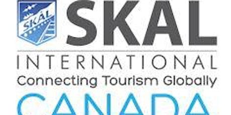 Destination Canada Presentation tickets