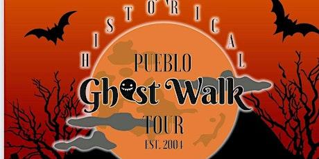 Pueblo Historical Ghost Walk: Flood Edition 2021 tickets