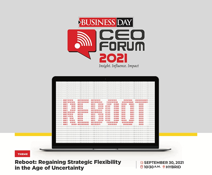 CEO FORUM 2021 image