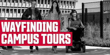 Fall 2021 Wayfinding Campus Tour - SFU Burnaby Campus tickets