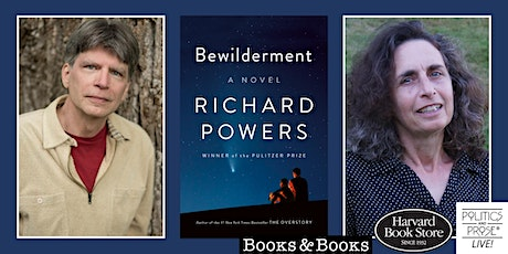 Bewilderment: A Virtual Evening with Richard Powers tickets