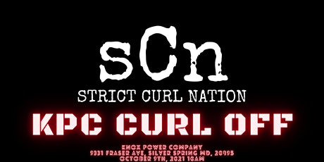 Strict Curl Nation's KPC Curl Off tickets