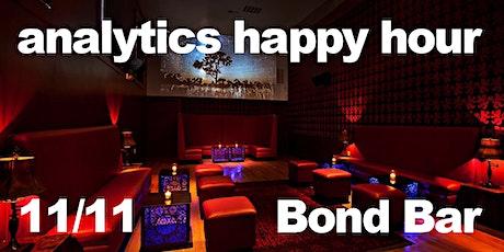 Analytics Happy Hour - San Francisco tickets