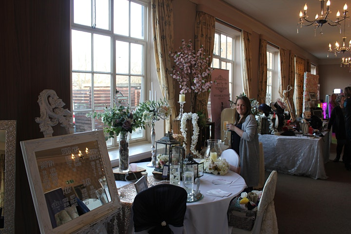 Derby Conference Centre 2022 Spring Wedding Fayre image