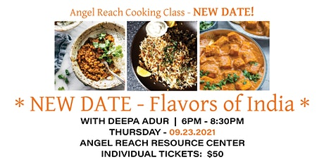 Flavors of India tickets
