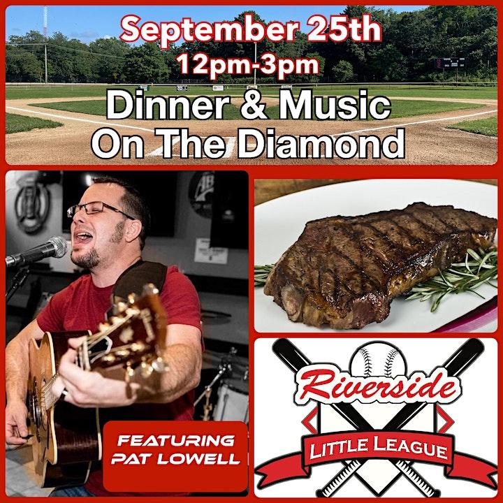 Dinner & Music On The Diamond image