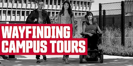 Fall 2021 Wayfinding Campus Tour - SFU Surrey Campus tickets
