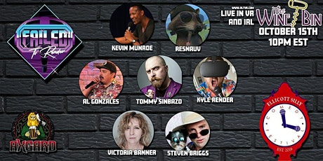 Ellicott Silly ComedyFestival presents FTR Virtual Reality & Outdoor Comedy tickets