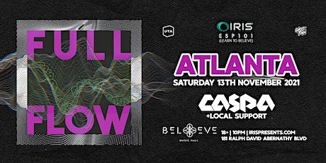 Caspa | IRIS ESP101 [Learn To Believe] Saturday, November 13th tickets