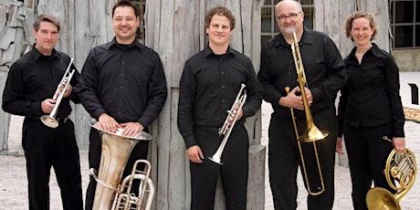 Western Brass Quintet tickets