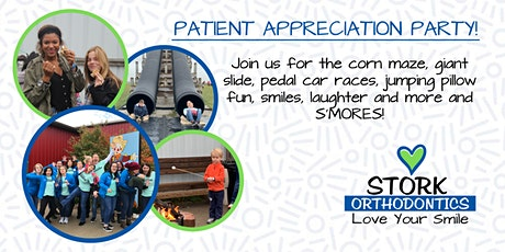Stork Orthodontic's Patient Appreciation Party tickets