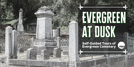 Evergreen at Dusk: Cemetery History Tours tickets