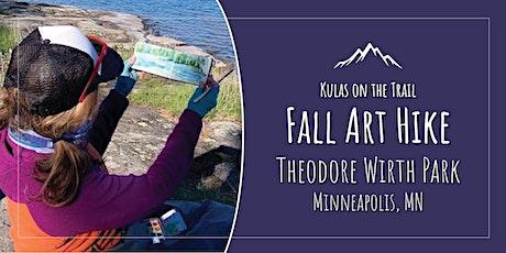 Kulas on the Trail: Fall Art Hike in Minneapolis, MN tickets
