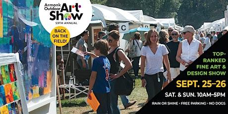 Armonk Outdoor Art Show tickets