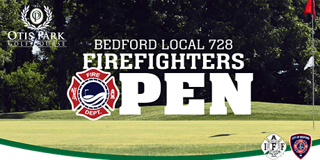 2021 Bedford Local 728 Firefighters Open tickets