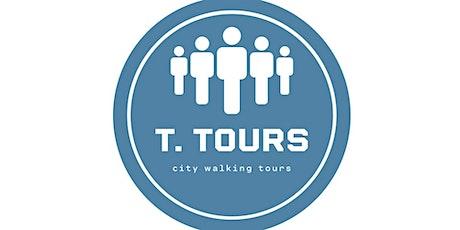 Toronto walking tours tickets