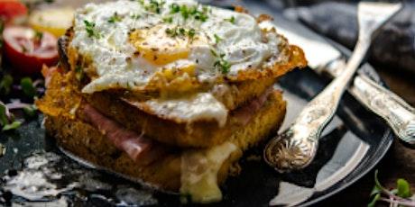 Online Class: Cafe Cuisine: French Onion Soup & Croque Monsieur billets