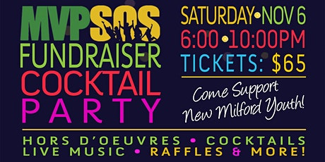 MVPSOS Fundraiser Cocktail Party tickets