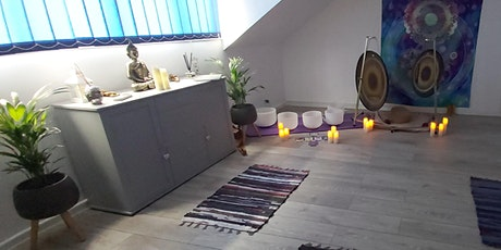 Sound & Gong Bath with Meditation & Relaxation tickets