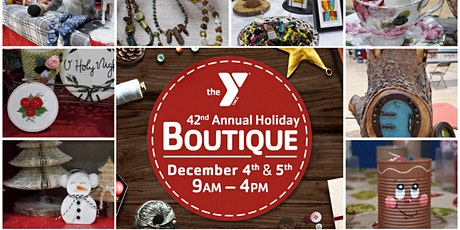 Holiday Boutique and Pantry tickets