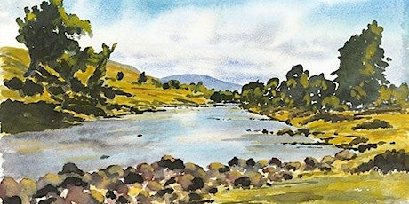 Watercolor Landscapes 101 with Kristin Woodward tickets