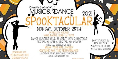 OSMD Spooktacular Dance Recital tickets