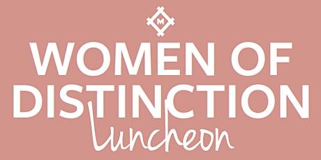 Women of Distinction Luncheon 2021 tickets