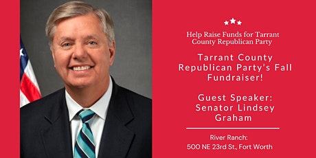 Tarrant County Republican Party's Fall Fundraiser! tickets