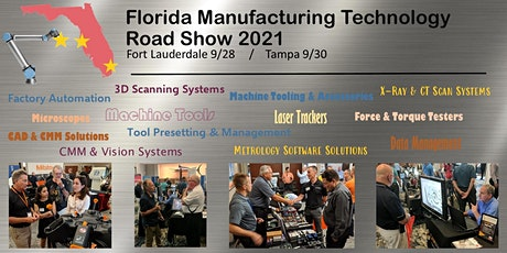 Florida Manufacturing Technology Road Show - Tampa tickets