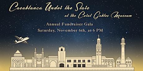 """Casablanca"" Coral Gables Museum's Annual Fundraiser Gala tickets"