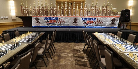 American Open Chess Championship tickets