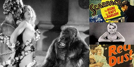 'Pre-Code Hollywood: Sex, Sin, and Censorship in the 1930s' Webinar tickets