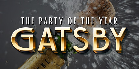 The Party of the Year: GATSBY tickets