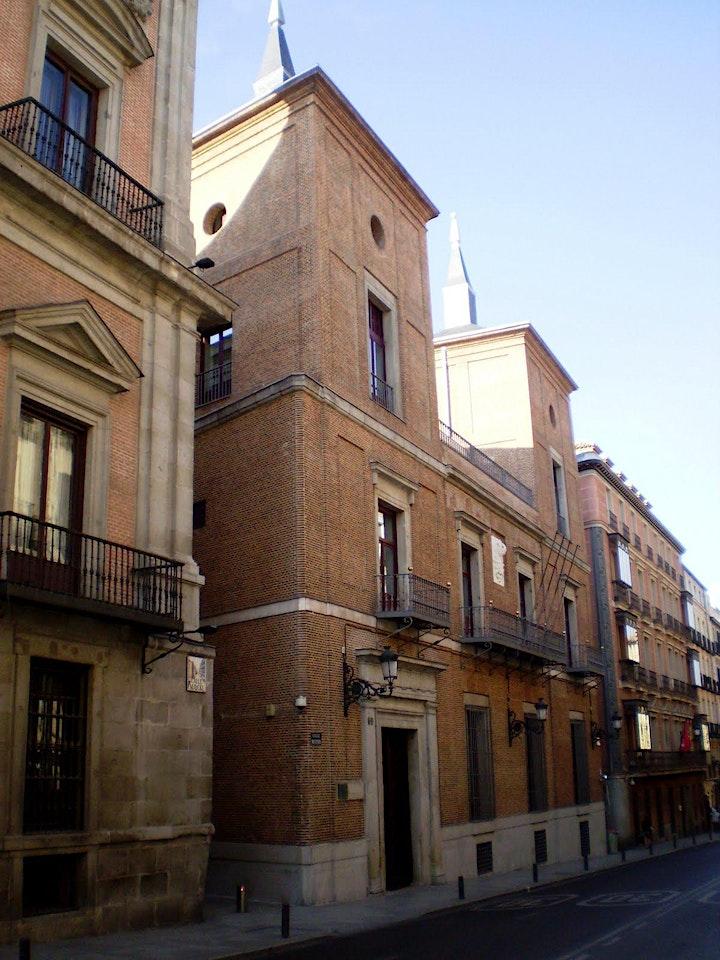 Imagen de El Madrid encantado