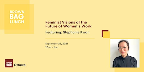 Feminist Visions of the Future of Women's Work tickets