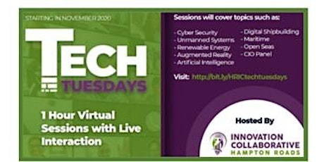 HRIC Tech Tuesday: Commonwealth Research and Technology Strategic Roadmap tickets