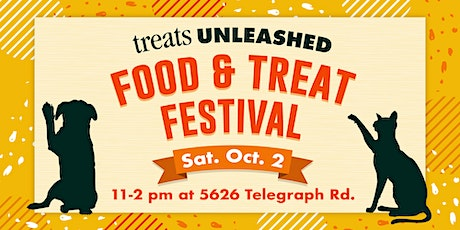 Food & Treat Festival for Pets tickets